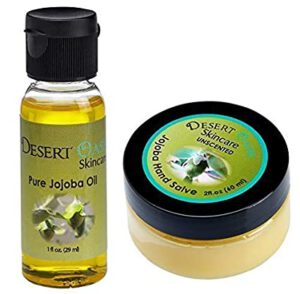Pure Jojoba Oil paired with Unscented